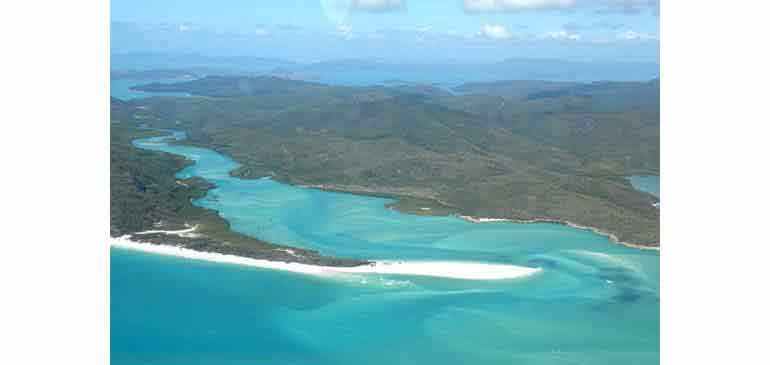 Inlet Hill Whitsundays WH Australie ValizStoriz AVI assurance visa Working Holiday