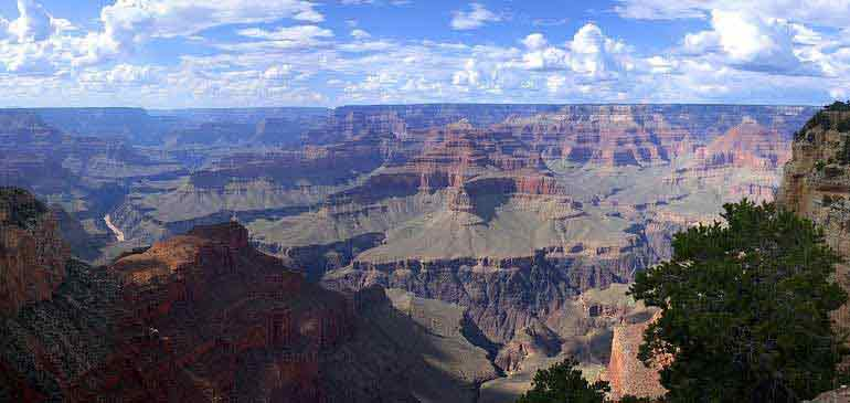 USA, Arizona, Grand Canyon, AVI assurance assistance rapatriement