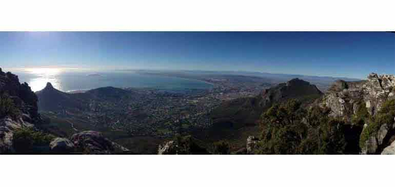 table mountain afriquedusud