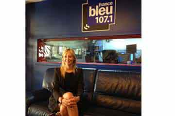 stephanie ducloup sur france bleu Les Experts