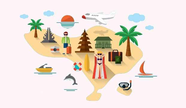 infographie Bali eruption volcan Agung http://bali.lindonesie.net